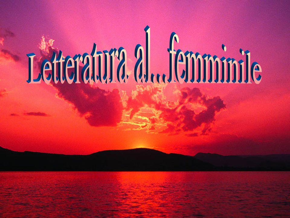 (da M.Ziyàda)  1 fase '800: i prodromi Donne dell'alta società: figlia di M.