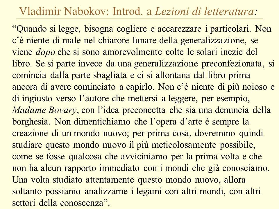 Stendhal: La ricerca della verità Ricordi di Egotismo: Ora, prima di tutto, voglio essere vero (49).
