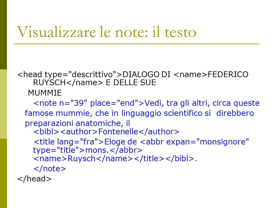 HTML da ottenere DIALOGO DI FEDERICO RUYSCH E DELLE SUE MUMMIE 39 39. Vedi, tra gli altri…