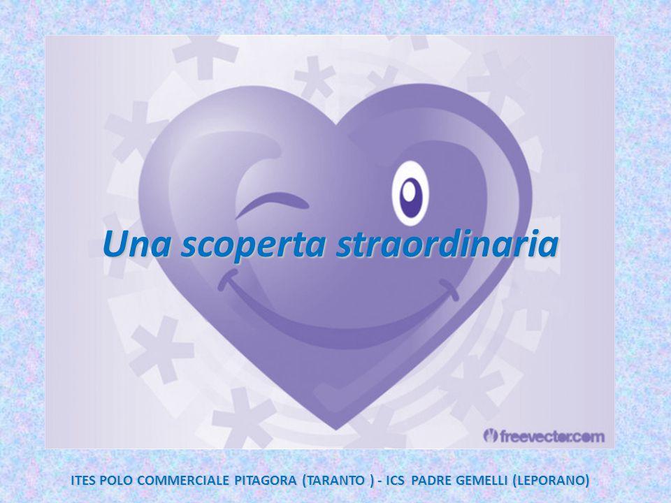 Una scoperta straordinaria ITES POLO COMMERCIALE PITAGORA (TARANTO ) - ICS PADRE GEMELLI (LEPORANO)