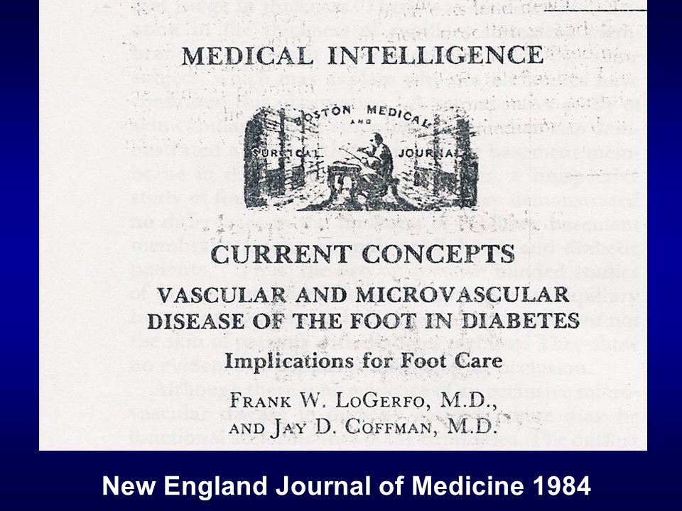 New England Journal of Medicine 1984
