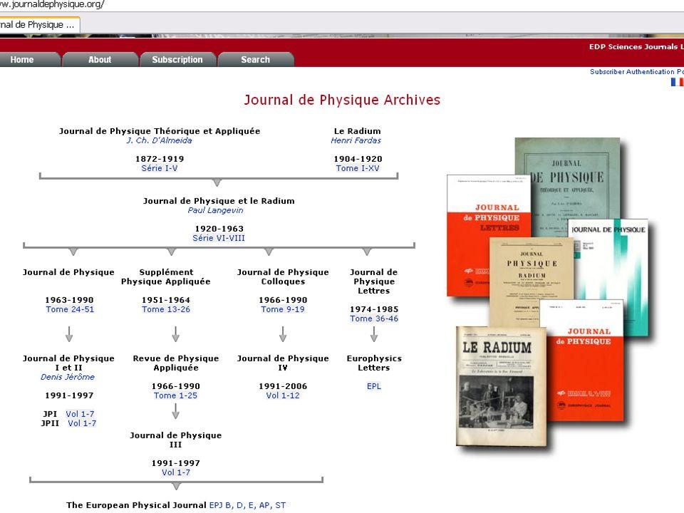 23 Editori multidisciplinari