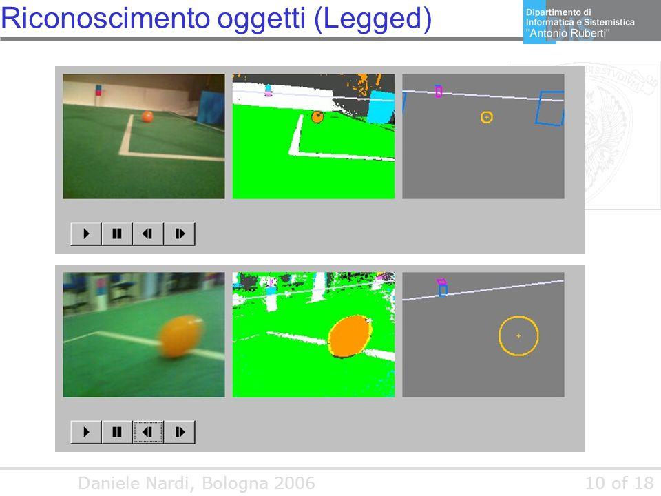 Daniele Nardi, Bologna 200610 of 18 Riconoscimento oggetti (Legged)