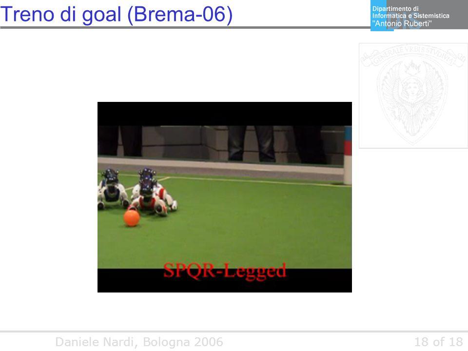 Daniele Nardi, Bologna 200618 of 18 Treno di goal (Brema-06)