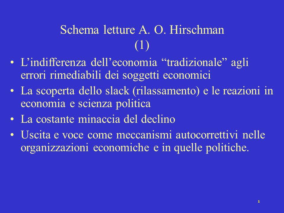 11 Le origini del senso di fiducia (sociale) 2 Le reti di impegno civico (associazioni di quartiere, cori, circoli sportivi, partiti di massa etc.).