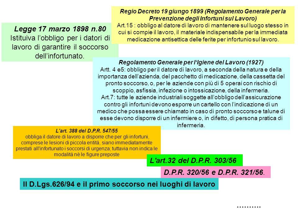 Indici di frequenza d infortunio in Italia per gruppo di tariffa INAIL(*) L INAIL ha reso noti gli indici infortunistici di inabilità permanente in Italia per gruppo di tariffa, per l attuazione dell art.1, comma primo, del Decreto Ministeriale n.