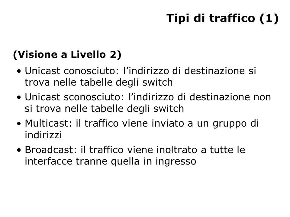 Tipi di traffico (2)
