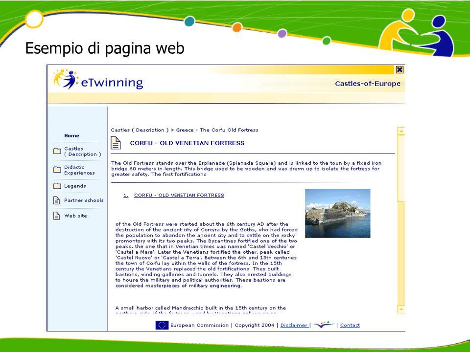 Blog Un blog è uno spazio personale su web, un diario, individuale o collettivo che può essere usato per descrivere delle attività o i progressi in un certo progetto.