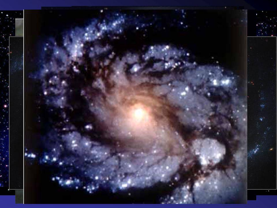 1° ANNO LUCE Dimensioni dell'universo pari a 1 anno luce 10 10 K Densità pari a 380000 volte quella dell'acqua I protoni continuano a formarsi a sfavore dei neutroni Primi 3 minuti NUCLEOSINTESI 10 9 K (temperature paragonabili a quelle dei nuclei stellari attuali) Molti elettroni e positroni si annichilano a favore della formazione dei primi nuclei Si formano i primi nuclei di deuterio ed elio (NUCLEOSINTESI)