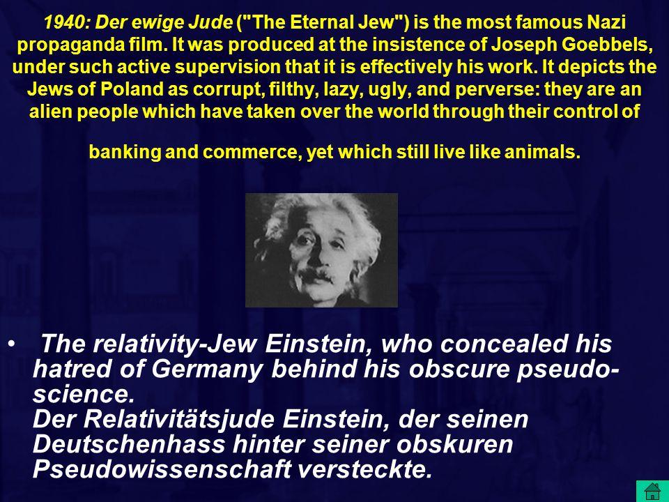 1940: Der ewige Jude (