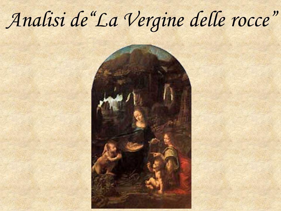 "Analisi de""La Vergine delle rocce"""