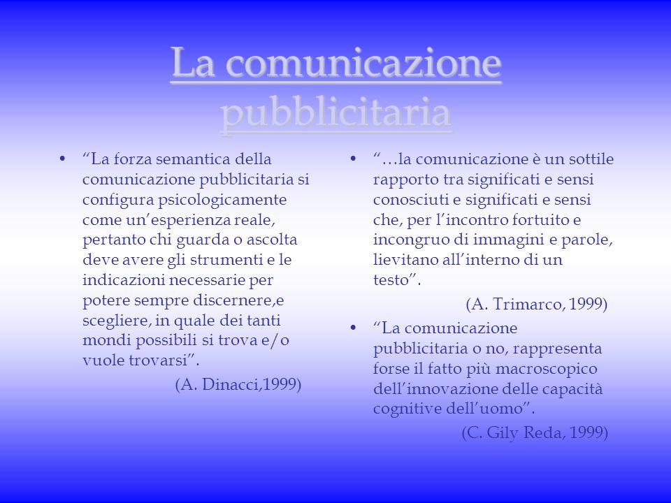 """Comunicare è… """"comunicare significa utilizzare un linguaggio globale in cui si armonizzano le parole, le immagini in un insieme di sintesi coerente, o"""
