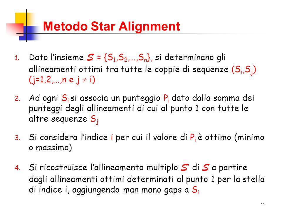 11 Metodo Star Alignment 1.
