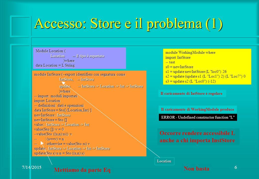 7/14/20157 Accesso: Location(..) o Location.