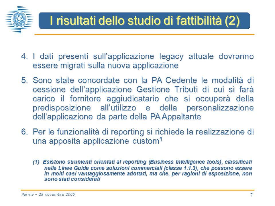 7 Parma – 28 novembre 2005 4.