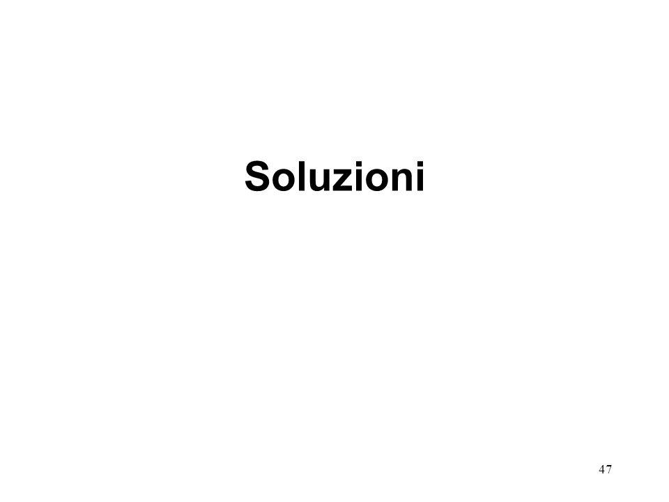47 Soluzioni