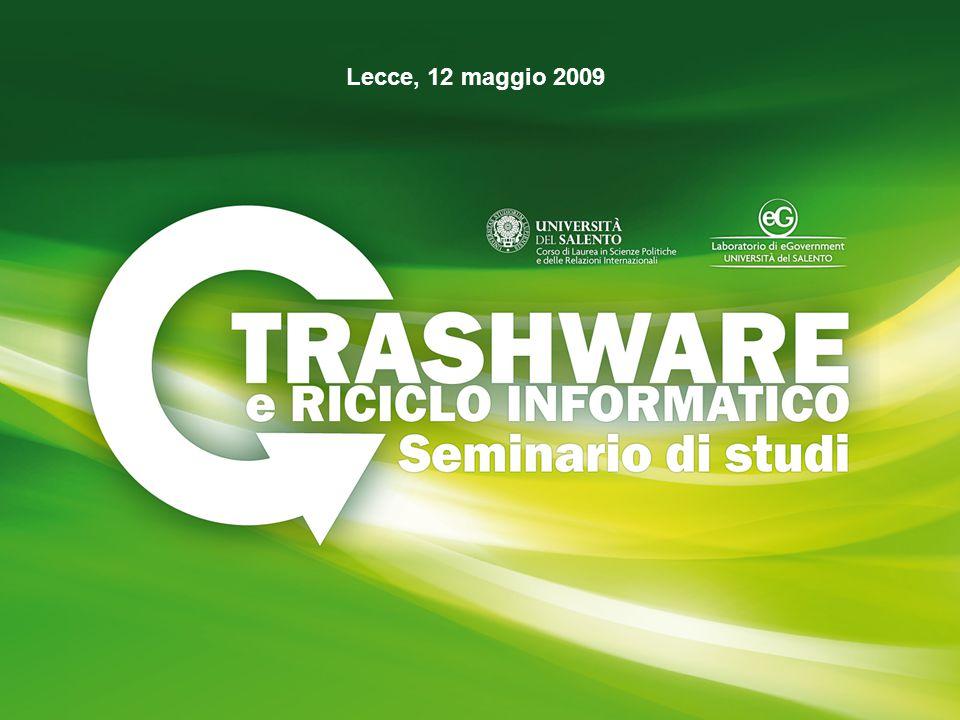 Lecce, 12 maggio 2009