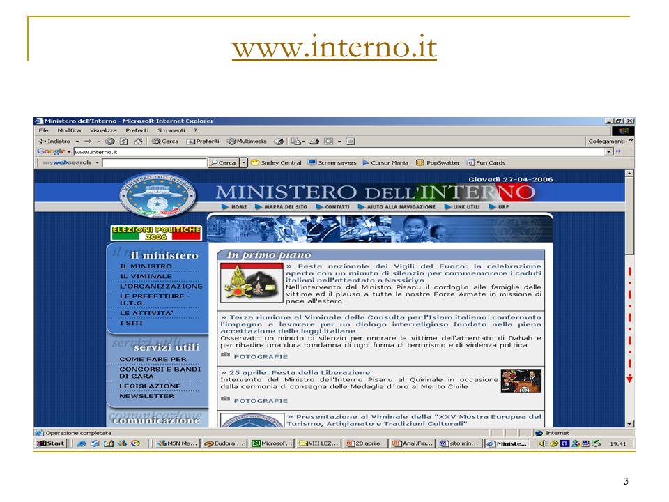 3 www.interno.it