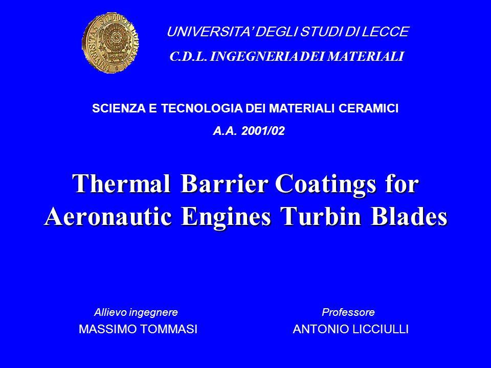 Le condizioni della rottura per fatica termica sono spesso frequenti negli equipaggiamenti per alta temperatura, come per esempio succede nei motori aeronautici a turbina.
