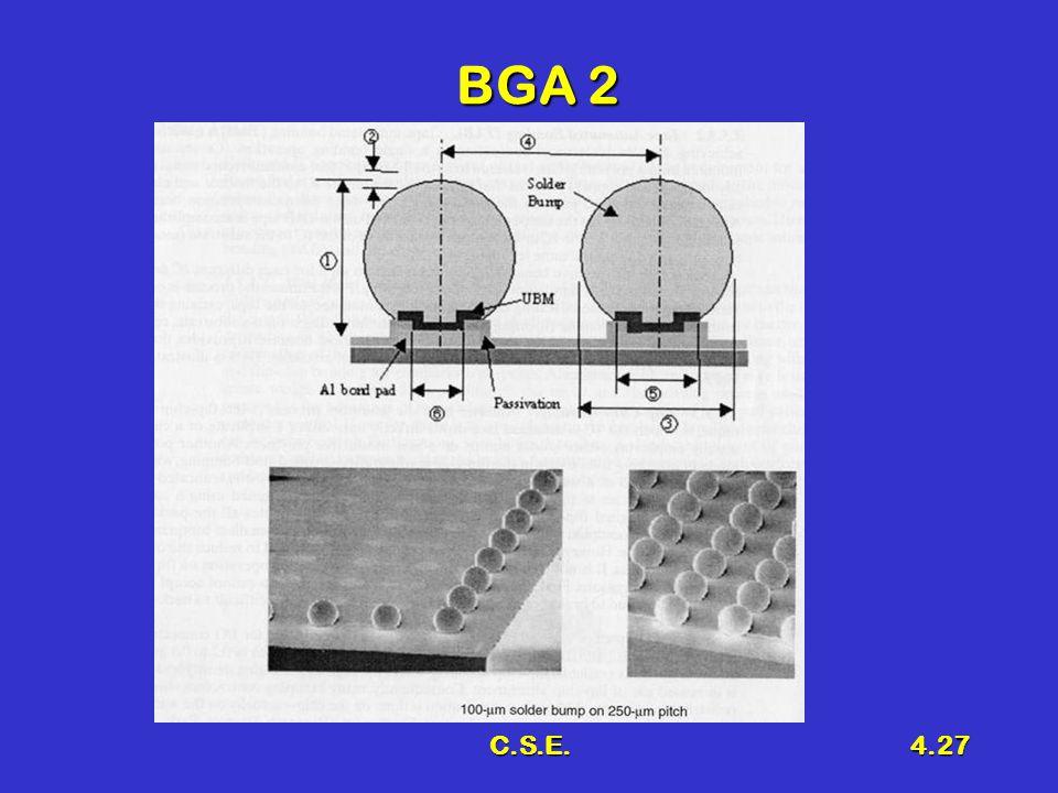 C.S.E.4.27 BGA 2