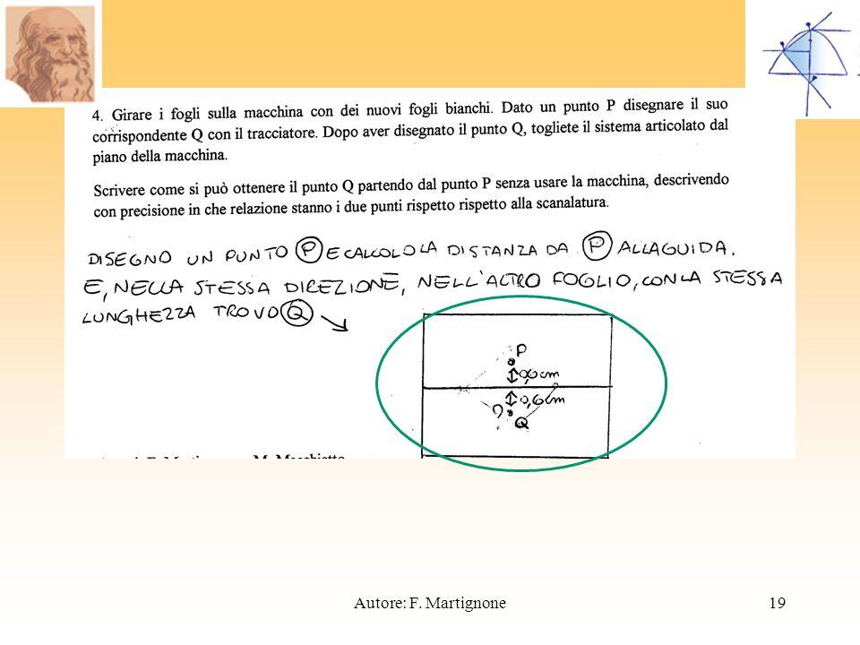 19Autore: F. Martignone