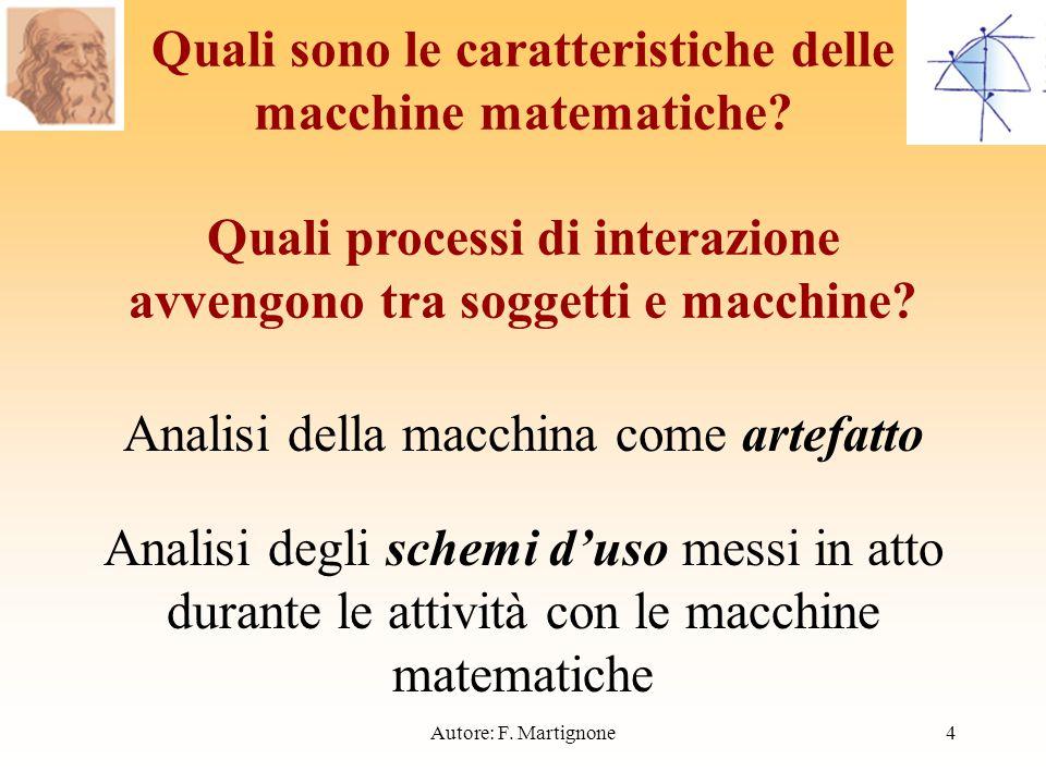 15Autore: F. Martignone