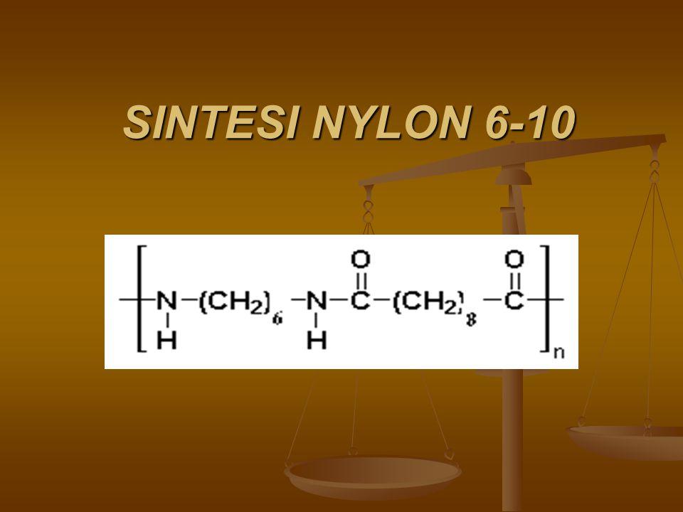 SINTESI NYLON 6-10