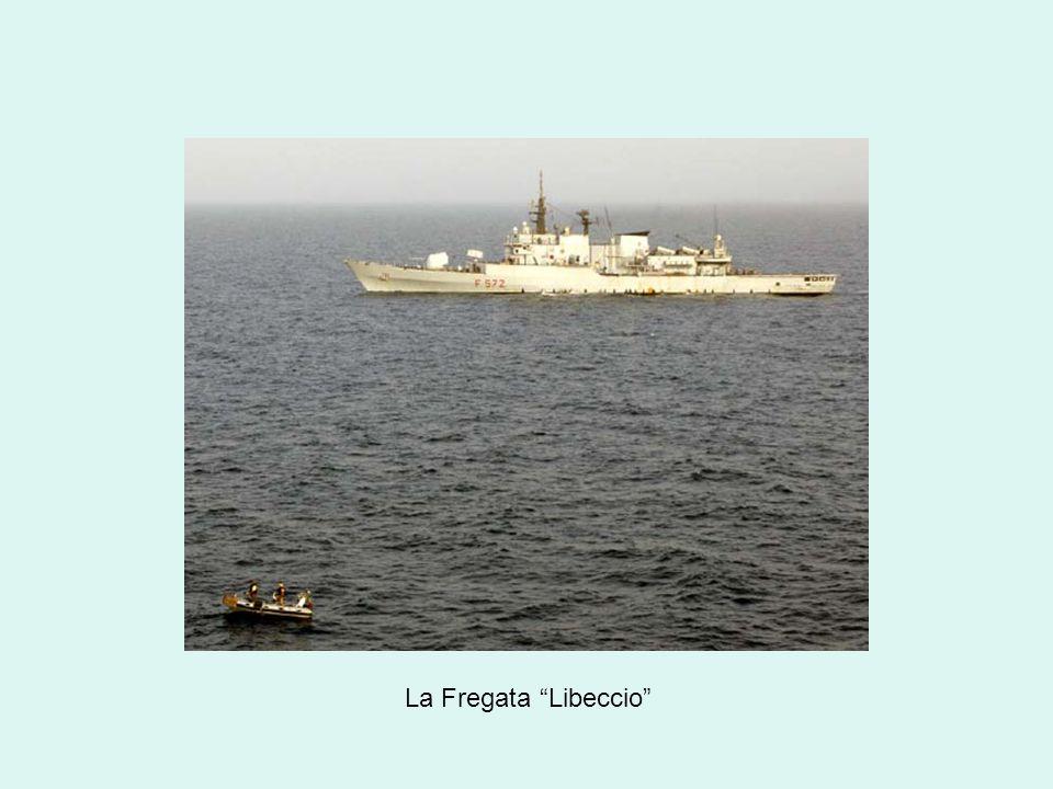 La Fregata Libeccio