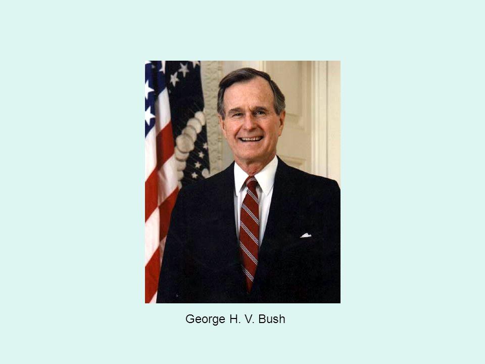George H. V. Bush