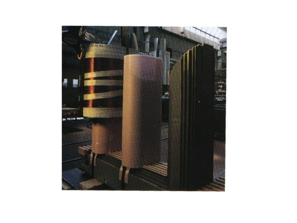 CIRCUITI EQUIVALENTI DEI TRASFORMATORI TRIFASI Trasformatori trifasi a due avvolgimenti - banchi trimonofasi - con nucleo a cinque colonne - con nucleo a tre colonne