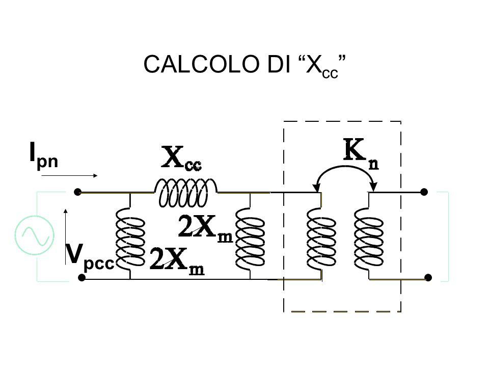 """CALCOLO DI """"X cc """" I pn V pcc"""