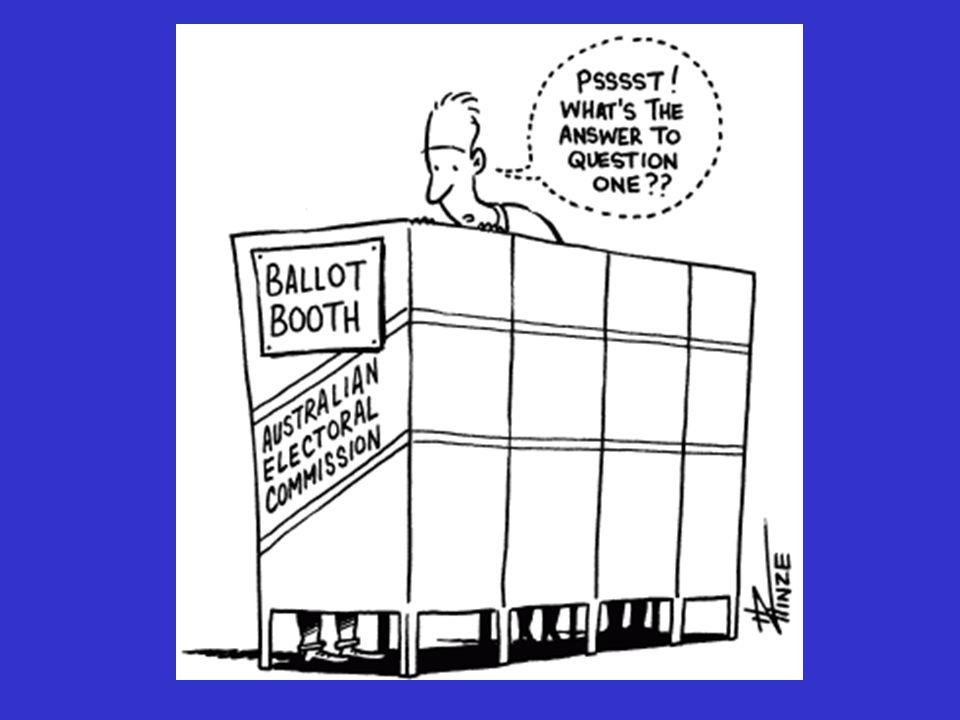 Le elezioni: una definizione Le elezioni sono un meccanismo per scegliere i componenti di organi monocratici o collegiali.