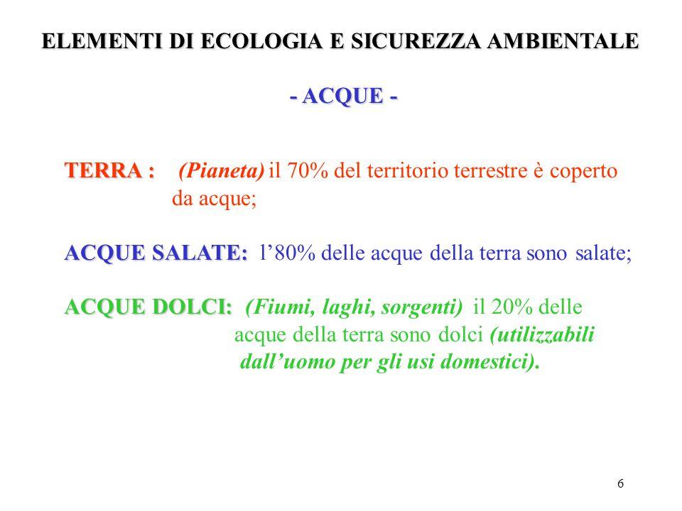 76 OBIETTIVI DI RECUPERO E DI RICICLAGGIO Art.220....omissis....