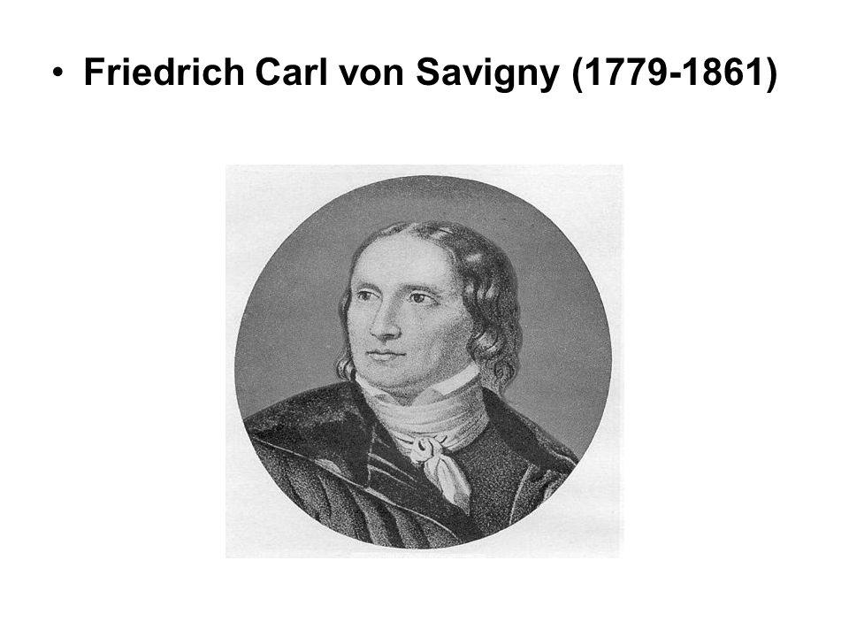 Anton Friedrich Justus Thibaut (1772- 1840)