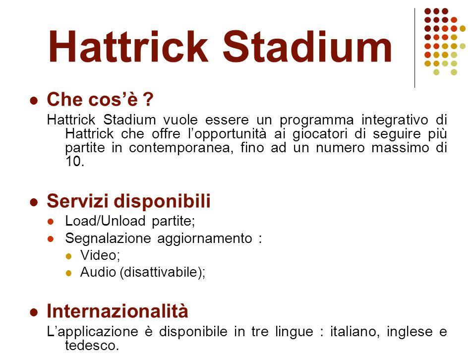 Hattrick Stadium Che cos'è .