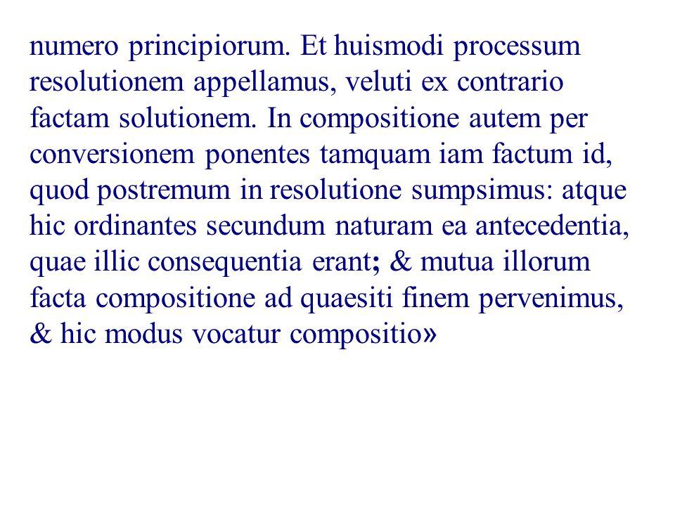 Collectiones mathematicae (Pappi..., 1660, p.240): « Scripserunt autem hac de rerum Euclides, qui elementa tradit, tum Apollonius Pergaeus, tum Arista