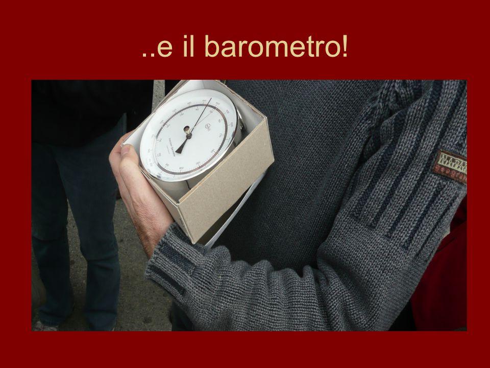 Il termometro..