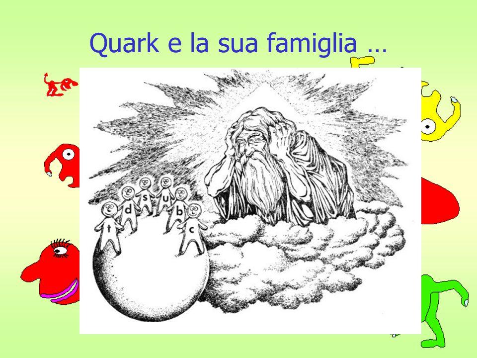Quark e la sua famiglia …