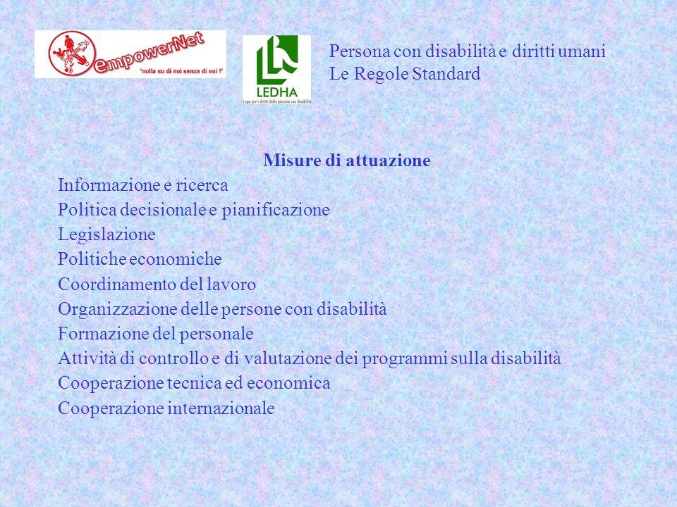 Gli approcci alla disabilità CARITATIVO – ASSISTENZIALE MEDICO SOCIALE Persona con disabilità e diritti umani La Convenzione ONU sui diritti delle persone con disabilità