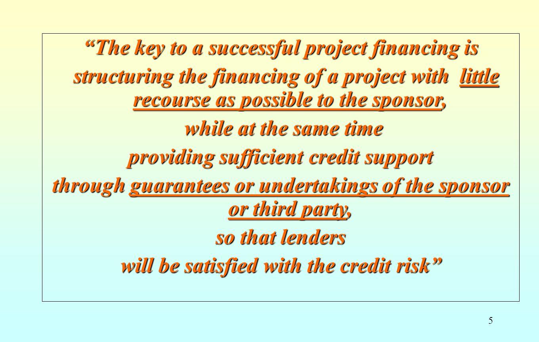 6 Global Project finance 2003-2008 (9 months) – Valori m.