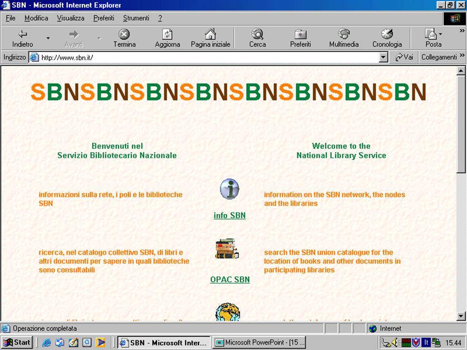 La settimana scorsa: Limiti per le pagine web Orientamento Elementi indispensabili per l'orientamento