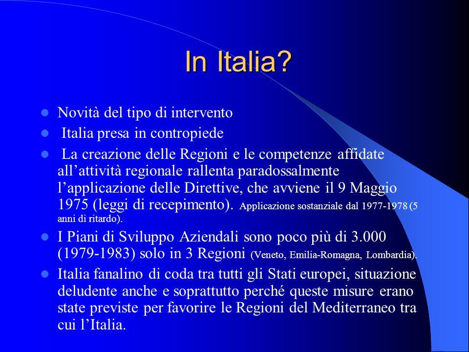 Contrasto Stato-Regioni….