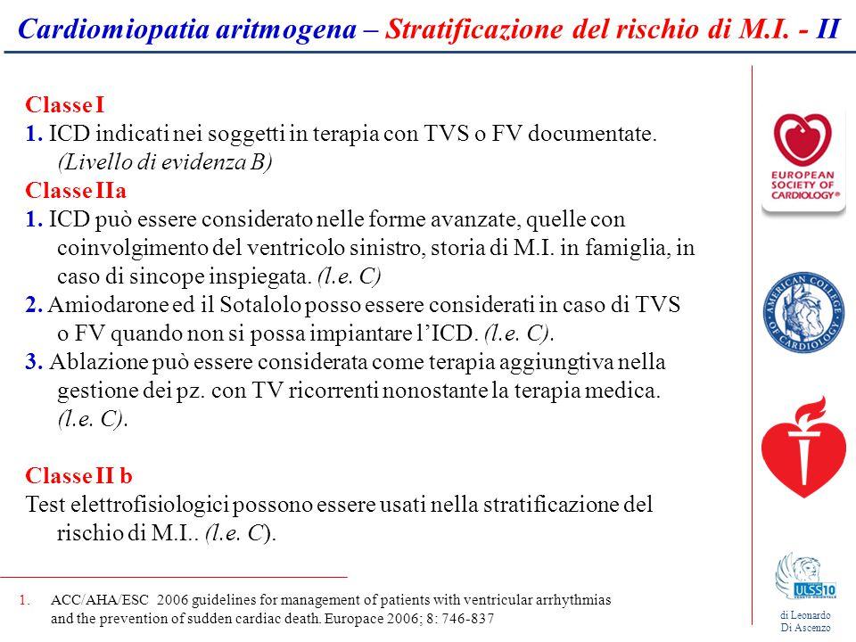 3. Cardiomiopatia restrittiva di Leonardo Di Ascenzo