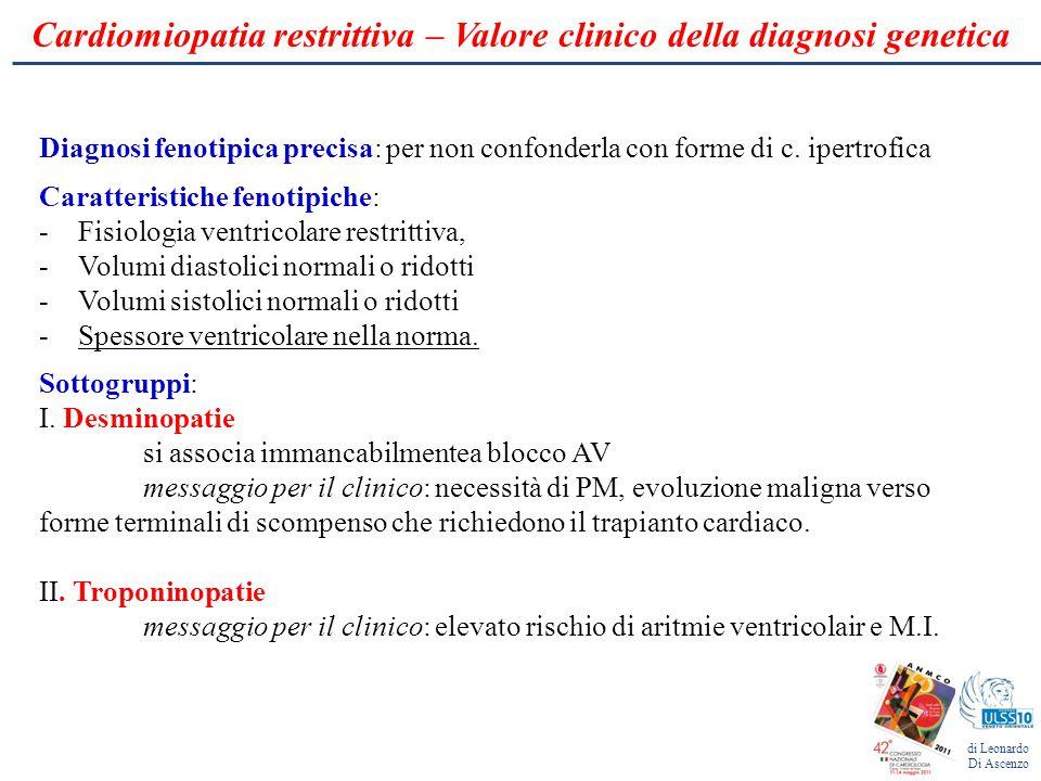 3. Le canalopatie di Leonardo Di Ascenzo
