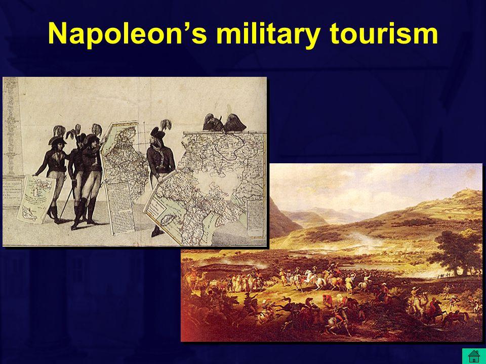 Napoleon's military tourism
