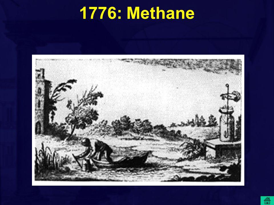 1776: Methane