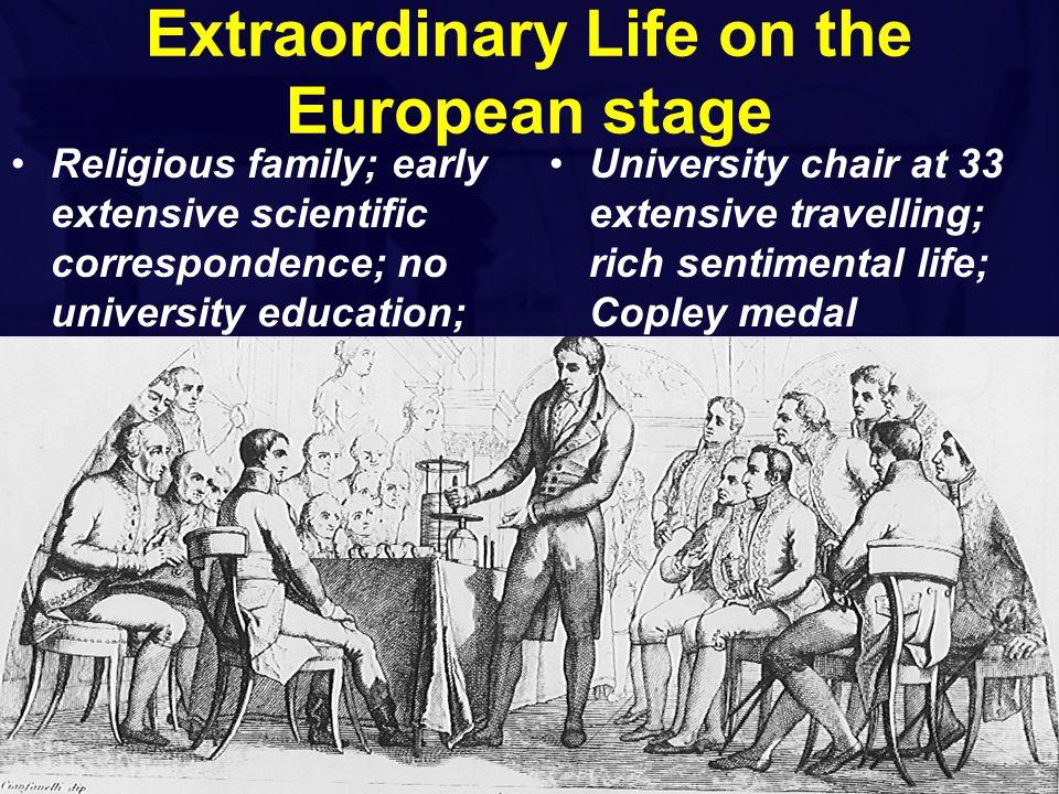 Volta's Theory: 1778-80 Sull'elettrometria si forma d attorno a quel corpo così elettrizzato un atmosfera attiva,...
