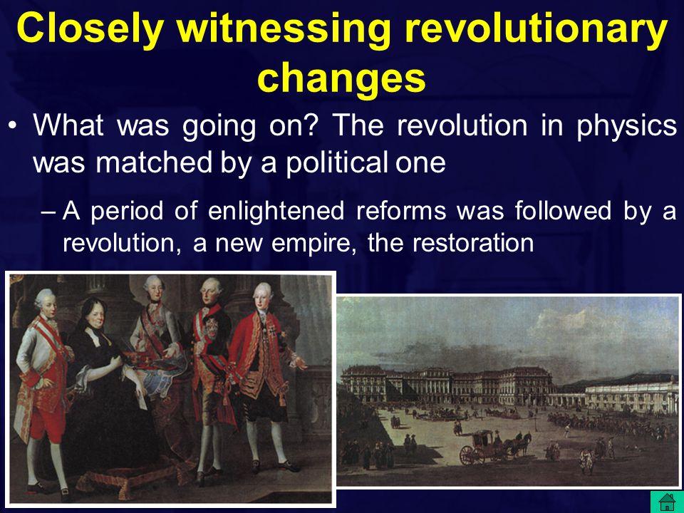 A wider cultural context: Descartes Leibniz Newton 16871704