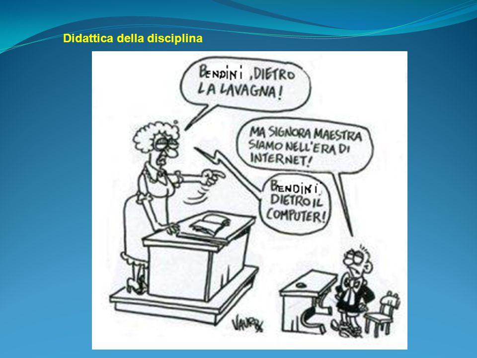 Didattica della disciplina