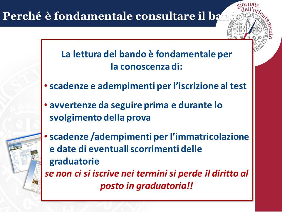 """Bando di Selezione per Il Corso Di Laurea In ----------------Classe ------- A.A. 2015/2016"""" Bando di Selezione per Il Corso Di Laurea In -------------"""